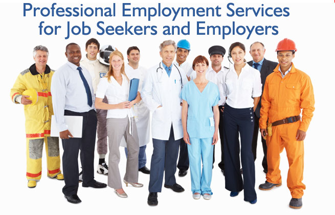 Professional Employment Services for Job Seekers and Employees